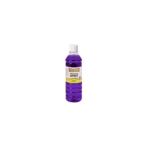TETROSYL LTD TMS500 Tetrion Methylated Spirit 500ml from TETROSYL LTD