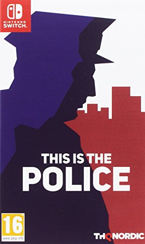 This is the Police (Nintendo Switch) from THQ Nordic