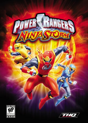 Power Rangers : Ninja Storm (PC) from THQ