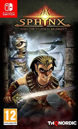 Sphinx and The Cursed Mummy (Nintendo Switch) from THQ NORDIC