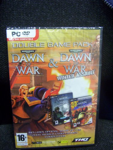 WARHAMMER DAWN OF WAR & WINTER ASSAULT DOUBLE PACK from THQ