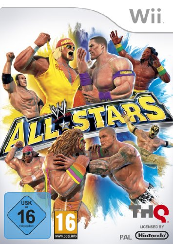 WWE All-Stars (Wii) from THQ