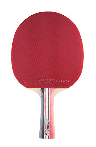 Tibhar Powercarbon XT Table Tennis Bat - Flared - Red from TIBHAR