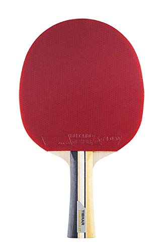Tibhar Powercarbon XT Table Tennis Bat - Flared - Yellow from TIBHAR