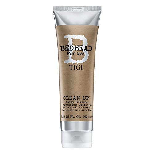 Bed Head for Men by Tigi Clean Up Mens Daily Shampoo 250 ml from TIGI Bed Head