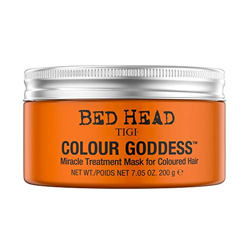Bed Head Colour Goddess Oil Infused Miracle Mask 200G from BED HEAD by TIGI