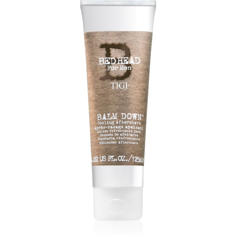 TIGI Bed Head B for Men Balm Down After Shave Balm with Cooling Effect 125 ml from TIGI