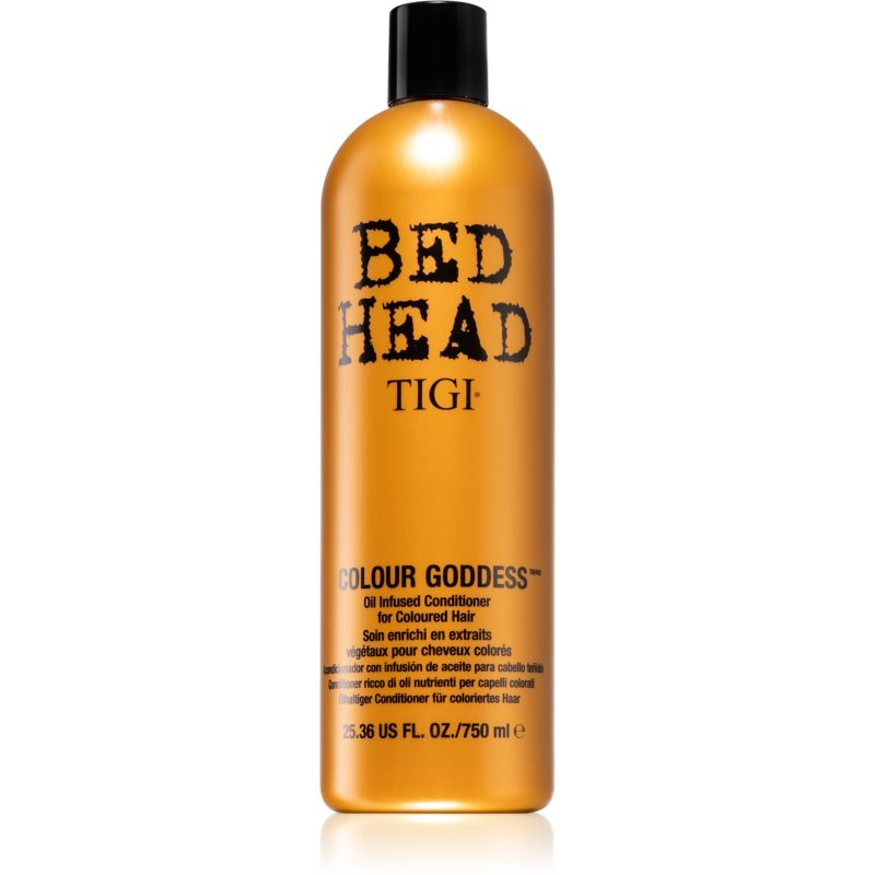 TIGI Bed Head Colour Goddess Oil Infused Conditioner For Coloured Hair 750 ml from TIGI