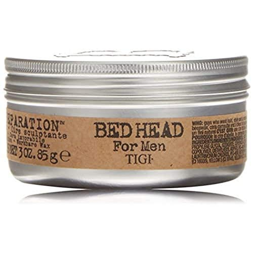 Tigi Bed Head For Men Matte Separation Workable Wax 85 g from BED HEAD by TIGI