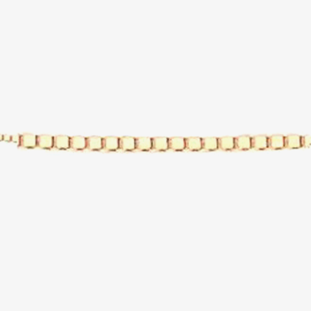 9ct Gold 18 Inch Box Chain GN049 from Gold Classic