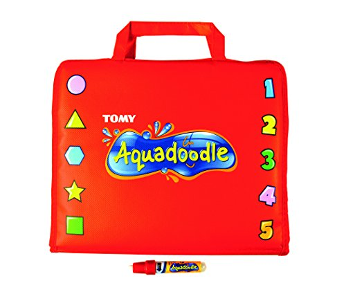 Tomy Aquadraw Travel Drawing Bag from TOMY