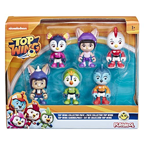 Top Wing 6-Character Collection Pack from Top Wing