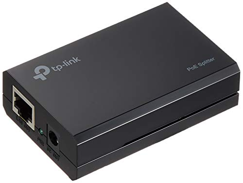 TP-LINK Gigabit Ethernet PoE Splitter Adapter (TL-PoE10R) from TP-LINK
