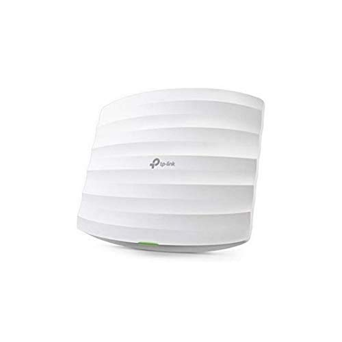 TP-Link EAP115(UK) N300 Wireless Ceiling Mount Access Point, Support PoE 802.3af and Direct Current, Easily Mount to Wall or Ceiling, Simply Managed by Free EAP Controller Software (EAP115) from TP-LINK