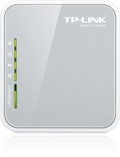 TP-Link Portable 3G/4G Wireless N Router from TP-LINK