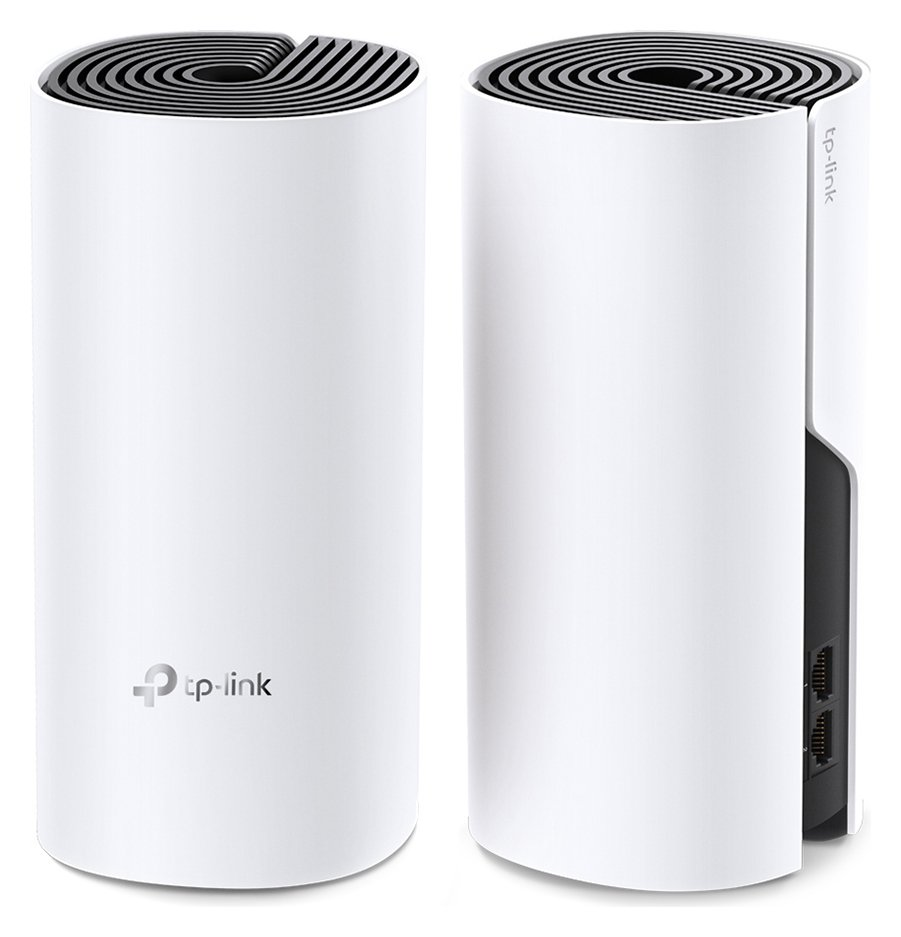 TP-Link Deco M4 AC1200 Whole Home Mesh Wi-Fi Twin Pack from TP-Link