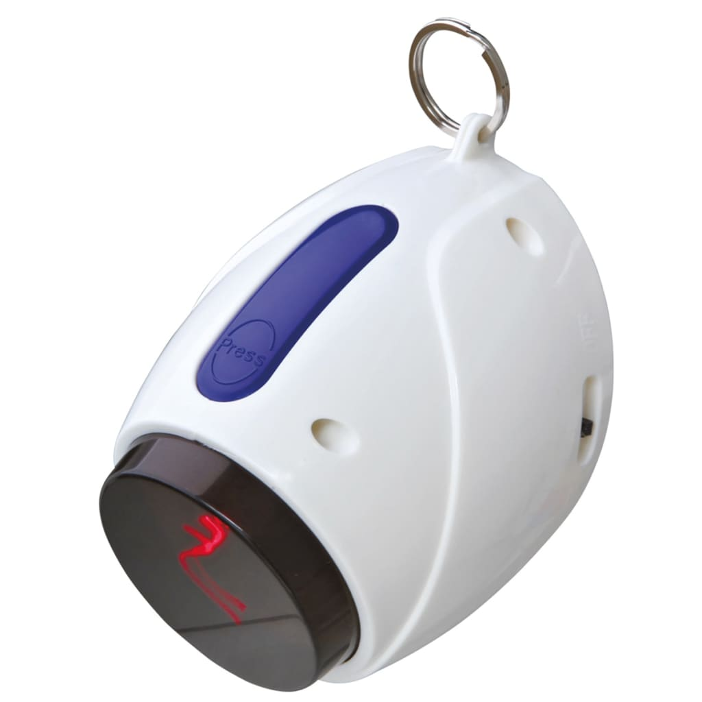 TRIXIE Automatic Laser Pointer Cat Toy 11 cm White 41311 from TRIXIE
