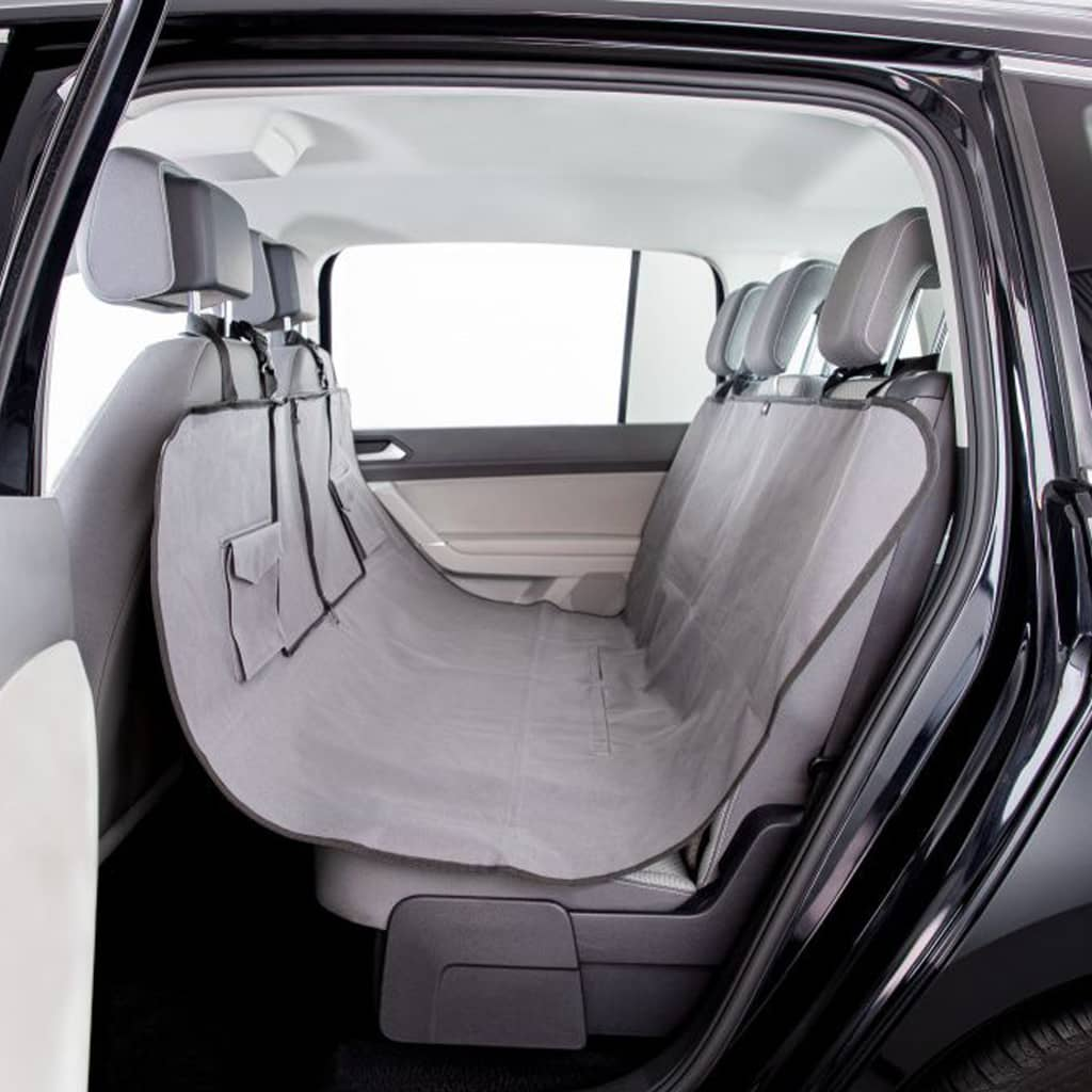 TRIXIE Car Dog Seat Cover 145x140 cm Grey 13233 from TRIXIE