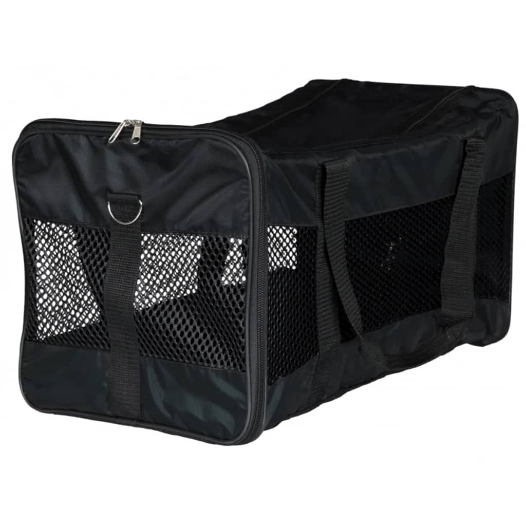 TRIXIE Dog Carrier Ryan Polyester 30x30x54 cm Black 28851 from TRIXIE