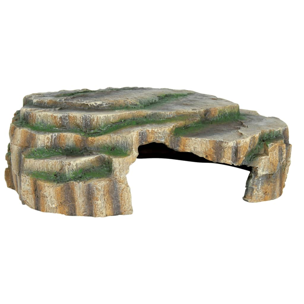 TRIXIE Reptile Cave 30x10x25 cm Polyester Resin 76212 from TRIXIE