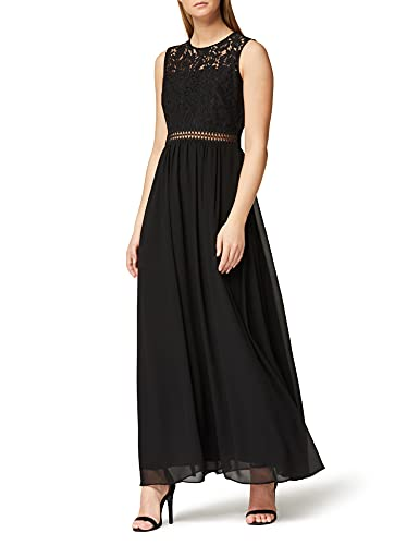 TRUTH & FABLE JCM-36282 bridesmaid dresses, Black, 10 (Manufacturer size: Small) from TRUTH & FABLE
