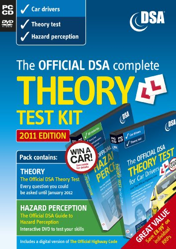 The Official DSA Complete Theory Test Kit (2011 edition) from TSO