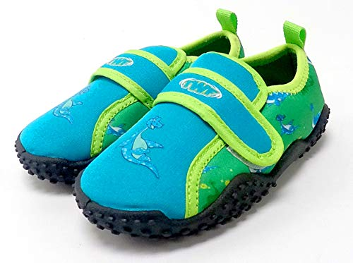 TWF Kid's Baby Wetshoes Blue Plessi Size 3, 03/21 from TWF