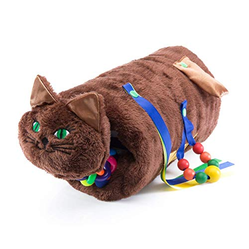 Twiddle Chocolate Brown Cat Sensory Toys for Autistic Children, Dementia, and Alzheimers Patients | Fidget Toys for Therapy and Anxiety Relief from Twiddle