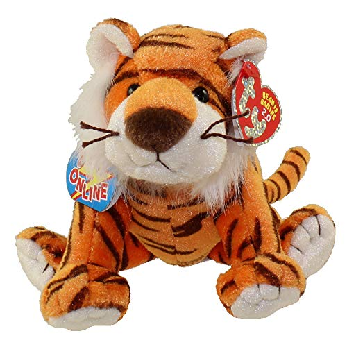 Ty Beanie Baby 2.0 Oasis Tiger from Ty
