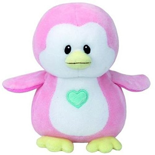 TY PENNY PINK PENGUIN BABY TY from Ty