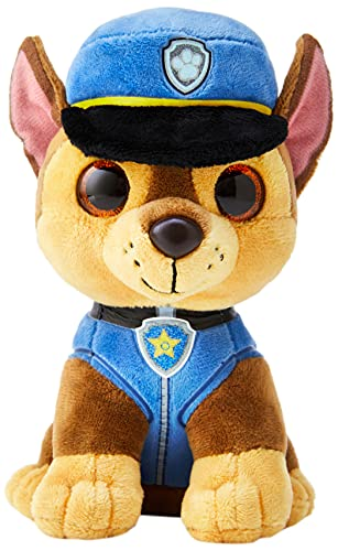 TY 41208 Paw Patrol - Chase with Glitter Eyes 15 cm from Ty