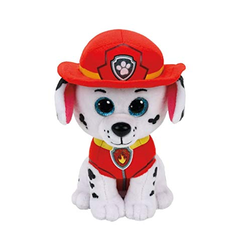 TY T41211 Marshall Dalmation Dog-Paw Patrol-Reg, multicolored, 15cm from Ty