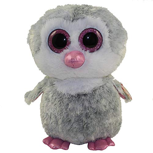 TY BEANIE BOO BUDDY OLIVE OWL from Ty
