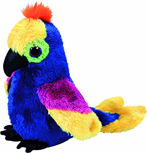 TY 36885 Wynnie, Parrot 15cm, with glitter eyes, Glubschi's, Beanie Boo's from Ty