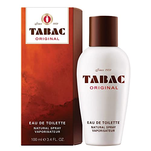 Tabac Original Eau de Toilette Spray for Men 100 ml from Tabac
