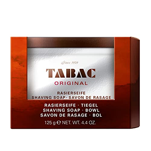 Tabac Original Shaving Soap Bowl 125 g from Tabac