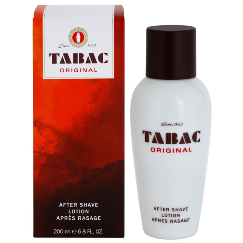 Tabac Tabac After Shave Lotion for Men 200 ml from Tabac