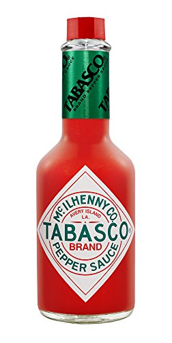 TABASCO Pepper Sauce, 1er Pack (1 x 350 ml from Tabasco