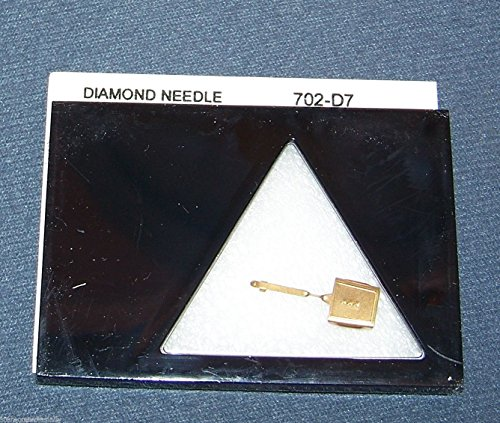 RECORD PLAYER NEEDLE 702-S7 FOR Ronette 5304LD 5304N SA-075 250 TO-208 TO-291 from TacParts