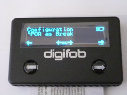 DigifobV3 Digital Tachograph Drivers Card Reader from Tachodisc