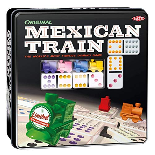 Tactic 54005 Mexican Train Game from Tactic