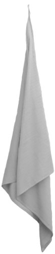 Taftan Hydrophilic Organic Cotton Double Woven Multi Use Swaddle (120 x 120 cm, Grey) from Taftan