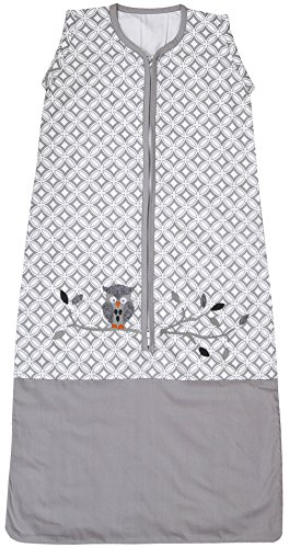 Taftan Little Owl Sleeping Bag (Grey) from Taftan