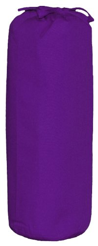 Taftan Uni Colour Fitted Sheet (Purple) from Taftan