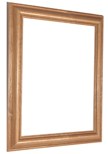 Tailored Frames Solid Antique Pine Wooden Picture Frame | No 19 | Photo Frame 100 x 50 cm to Wall Hang from Tailored Frames