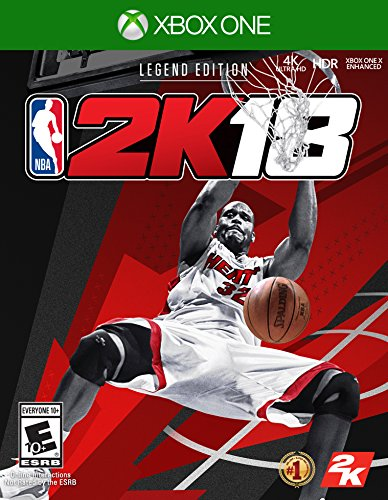 Nba 2k18: Legend Edition from Take 2