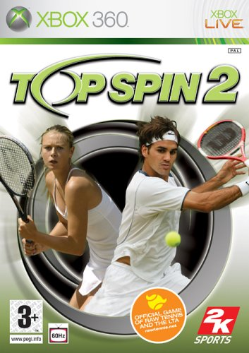 Top Spin 2 (Xbox 360) from Take 2