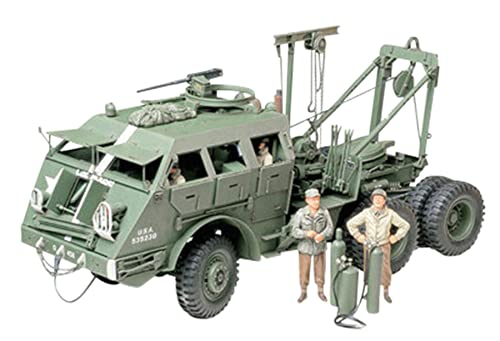 Tamiya 300035244 – 1: 35 WWII US M26 Vehicle Heavy Duty Builders Armour Triple Defender Tough Survivor Military (6) from Tamiya