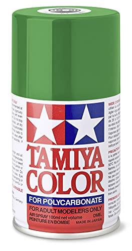 Tamiya PS-25 Polycarbonate Spray Paint 100ml Can Bright Green For Clear PC RC from Tamiya