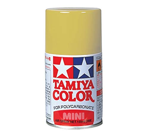 Tamiya PS-52 Polycarbonate Spray Paint 100ml Can Champagne Gold Aluminium from Tamiya